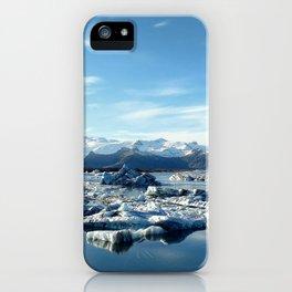 Jökulsárlón, Iceland iPhone Case