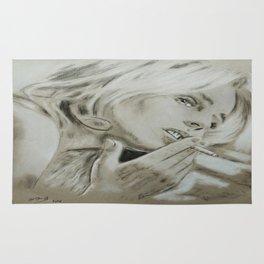 Diane Kruger Rug