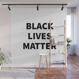 BLACK LIVES MATTER Wall Mural