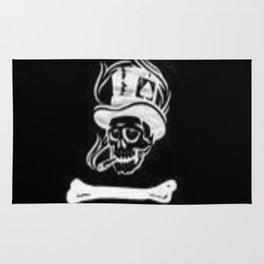 Skull and Bone Band 2 Rug