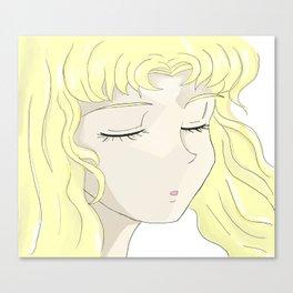 Princess Serenity // Sailor Moon Canvas Print