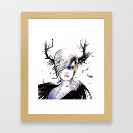 Animal Framed Art Print