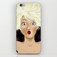 naked iPhone & iPod Skins featuring naked by ART-is-TRY