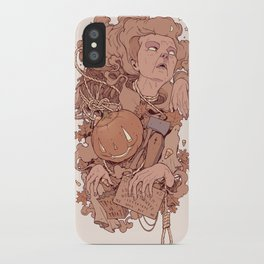 Mega Spoops iPhone Case