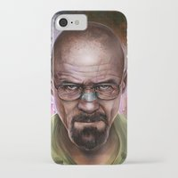 heisenberg iPhone & iPod Cases featuring Heisenberg by Isabella Morawetz