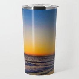 Huntington Beach Sunset 9 Travel Mug