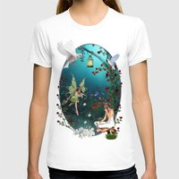 fairy tale T-shirts featuring Fairy-tale stories by Nadine May