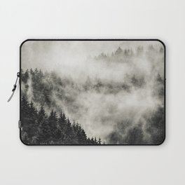 In My Other World // Old School Retro Edit Laptop Sleeve