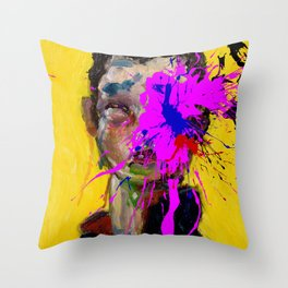 BLAST from the Past 1 Throw Pillow