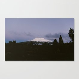 Ice Giant (Rainier) Canvas Print