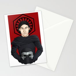 Knight of Ren Stationery Cards