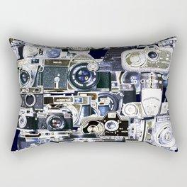 analogue legendsIII Rectangular Pillow