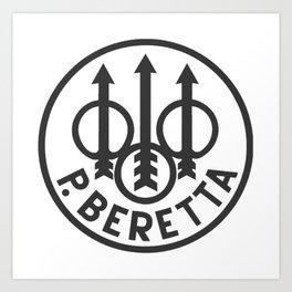 Beretta Art Print