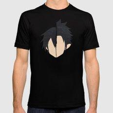 Kirito-Kun Mens Fitted Tee SMALL Black