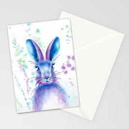 Messy Bunny Stationery Cards