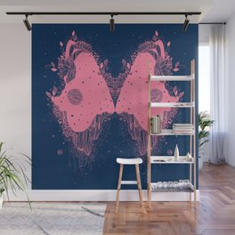 With the universe eyes Wall Mural
