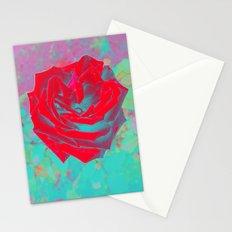 rose vintage  Stationery Cards