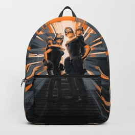 Virtual Family Robinson Backpack
