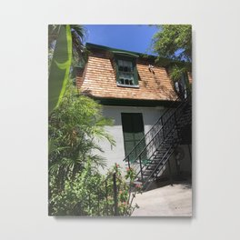 Bathhouse Metal Print