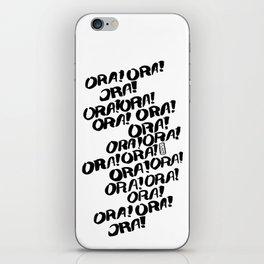 Calligranime: J.Kujo iPhone Skin