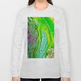 Histology of Abstract Long Sleeve T-shirt