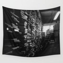 Stacks Wall Tapestry