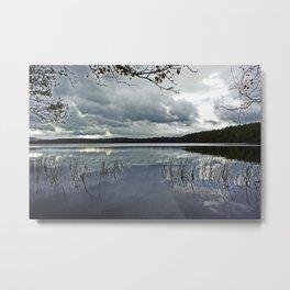 Loch Garten, Scotland.  Metal Print