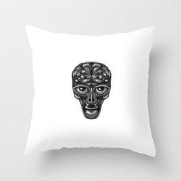 Zed Throw Pillow