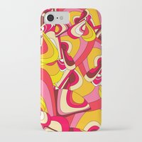 psychadelic iPhone & iPod Cases featuring o emilio by Norma Lindsay