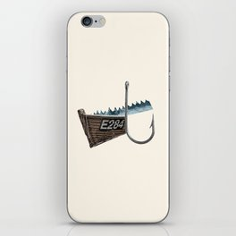 Fisherman iPhone Skin