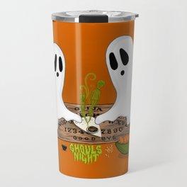 Ghouls Night Travel Mug