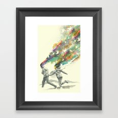 Emanate Framed Art Print