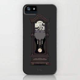 Grandfather Clock iPhone Case