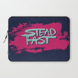 Steadfast Letterform Laptop Sleeve