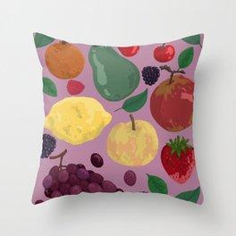 Fruity #2 Throw Pillow
