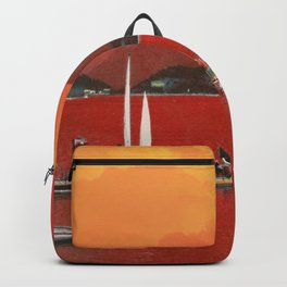 bloody hot Backpack