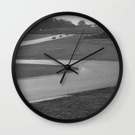 Mallory Park Wall Clock