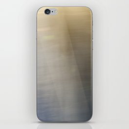 Light and Metal Abstract iPhone Skin