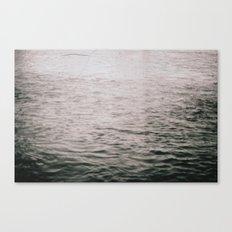 Lake Water Canvas Print