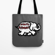 The White Elephant, Spokane, WA Tote Bag