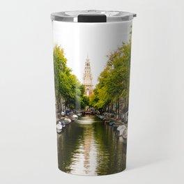 Amsterdam Charm Travel Mug