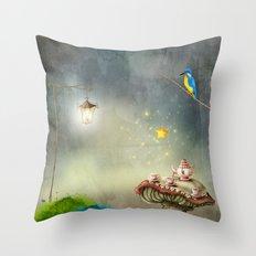 Dreamery Throw Pillow