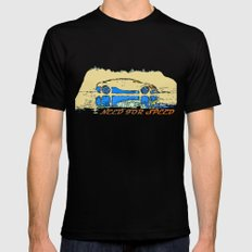 Need for SPEED MEDIUM Black Mens Fitted Tee