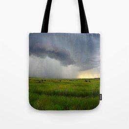Idaho Thunderstorm Tote Bag