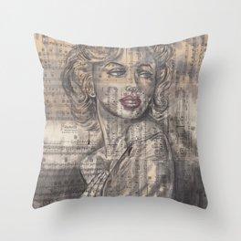 Marylyn Throw Pillow