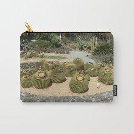 Small Cacti-Parque de la Paloma-Benalmadena Carry-All Pouch