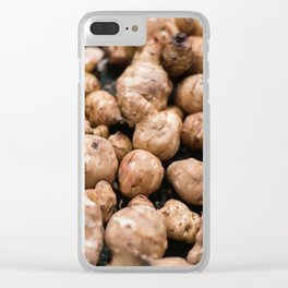 Pikes Market 9 Clear iPhone Case