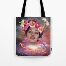 Universally Hers Tote Bag