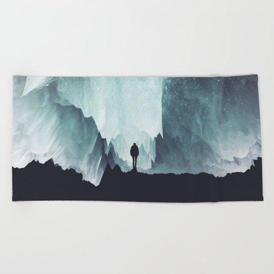 Northern Beach Towel