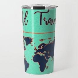 World Traveller Travel Mug